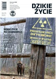 Dzikie Życie 2008, nr 4 (166), kwiecień