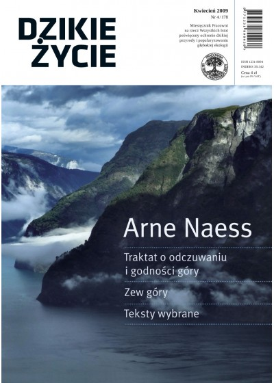 Dzikie Życie 2009, nr 4 (178), kwiecień