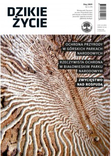 Dzikie Życie 2009, nr 5 (179), maj
