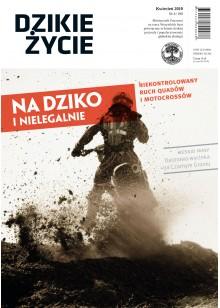 Dzikie Życie 2010, nr 4 (190), kwiecień