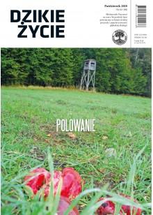 Dzikie Życie 2010, nr 10 (196), październik