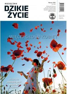 Dzikie Życie 2011, nr 3 (201), marzec