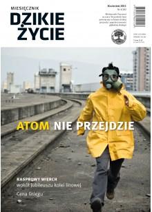 Dzikie Życie 2011, nr 4 (202), kwiecień