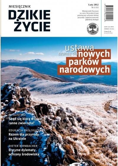 Dzikie Życie 2012, nr 2 (212), luty
