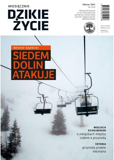 Dzikie Życie 2012, nr 3 (213), marzec
