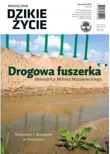 Dzikie Życie 2012, nr 9 (219), wrzesień