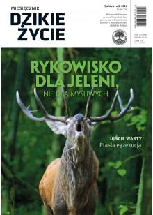 Dzikie Życie 2012, nr 10 (220), październik