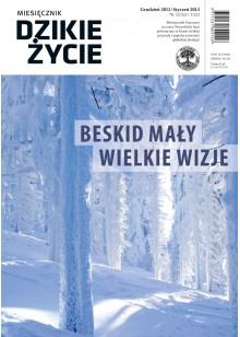 Dzikie Życie 2012-2013, nr 12-1 (222-223), grudzień-styczeń