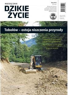 Dzikie Życie 2013, nr 5 (227), maj