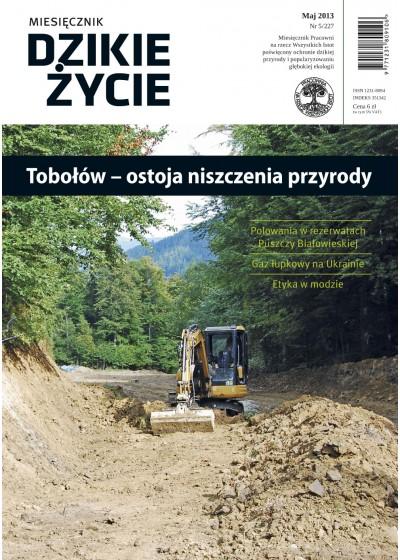 Dzikie Życie 2013, nr 5 (227), maj :: epub