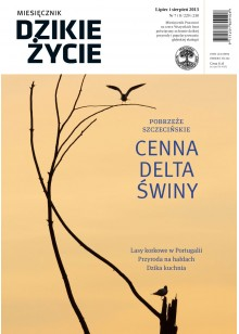 Dzikie Życie 2013, nr 7-8 (229-230), lipiec-sierpień