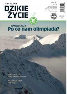 Dzikie Życie 2014, nr 2 (236), luty