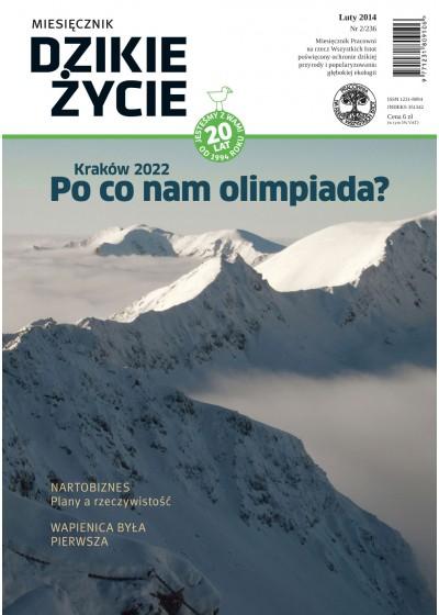 Dzikie Życie 2014, nr 2 (236), luty :: mobi
