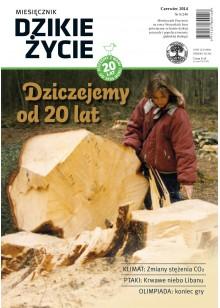 Dzikie Życie 2014, nr 6 (240), czerwiec :: epub