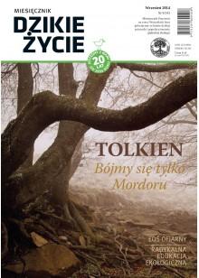 Dzikie Życie 2014, nr 9 (243), wrzesień