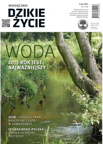 Dzikie Życie 2015, nr 2 (248), luty :: epub