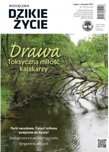 Dzikie Życie 2015, nr 7-8 (253-254), lipiec-sierpień