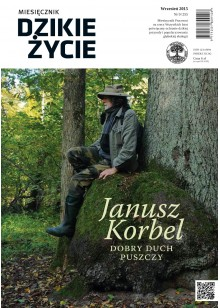Dzikie Życie 2015, nr 9 (255), wrzesień