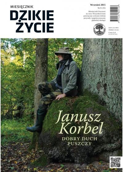 Dzikie Życie 2015, nr 9 (255), wrzesień :: epub