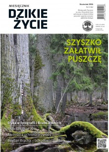 Dzikie Życie 2016, nr 4 (264), kwiecień :: epub