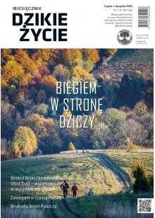 Dzikie Życie 2016, nr 7-8 (265-266), lipiec-sierpień :: epub