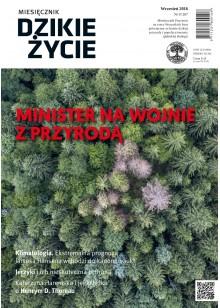 Dzikie Życie 2016, nr 9 (267), wrzesień