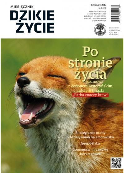 Dzikie Życie 2017, nr 6 (276) czerwiec :: epub
