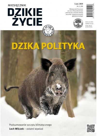 Dzikie Życie 2019, nr 2 (296) luty :: epub