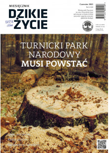 Dzikie Życie 2021, nr 6 (324) czerwiec :: epub